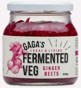 Ginger Beets (425g) - Gagas