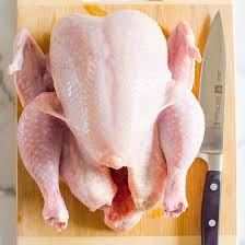 Chicken (14) Whole Frozen GM & Hormone Free $5.10kg