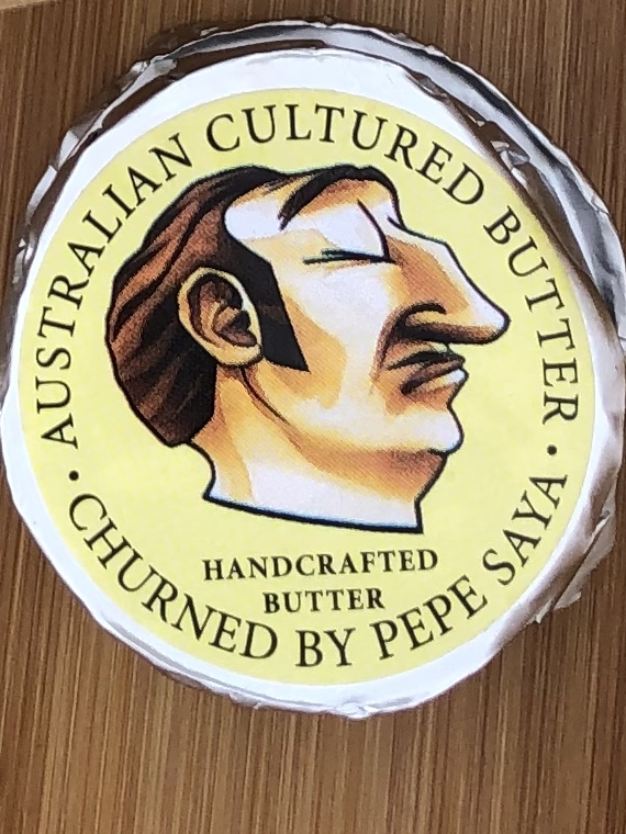 pepe Saya hand crafted salted butter  225 g