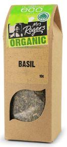 Basil (10g) - Mrs Rogers Organic