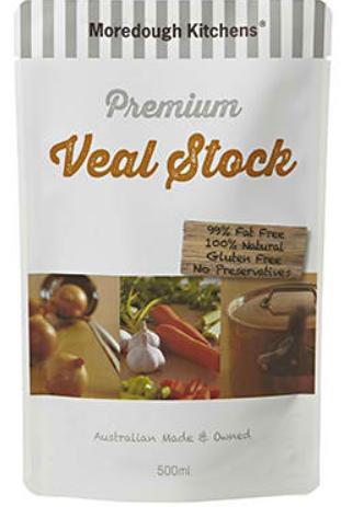 Veal Stock (500ml) - Mordough
