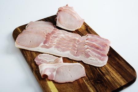 Rindless Bacon Rashers  1Kg