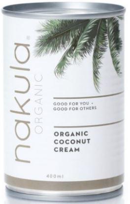 Coconut Cream 400ml - Nakula