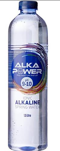 Alkaline Water 1.5L - Alka Power