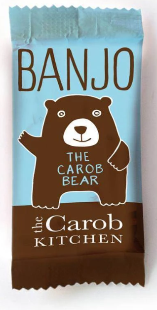 Original Carob Bear - Carob Kitchen