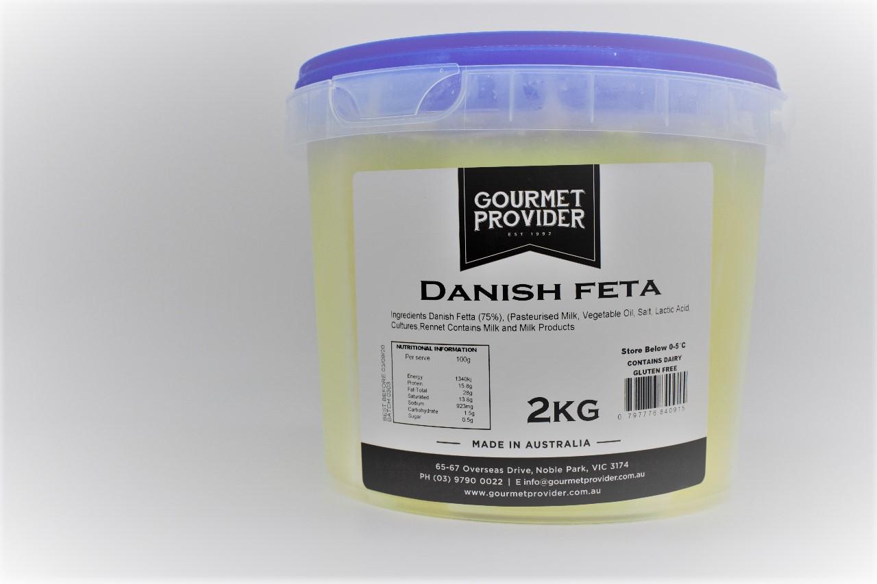 Danish Feta 2 Kg