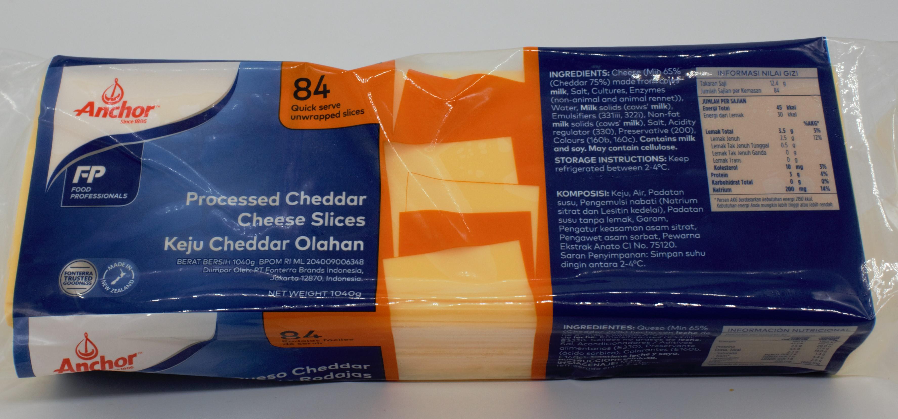 Hi Melt Burger Cheese Sliced