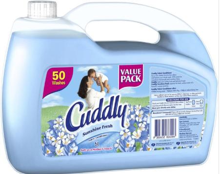Cuddly Soft 5lt Value Pack