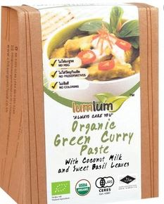 Curry Paste Green Curry - LumLum