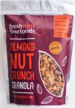 Almond Nut Crunch Granola - Freshness Fine Foods