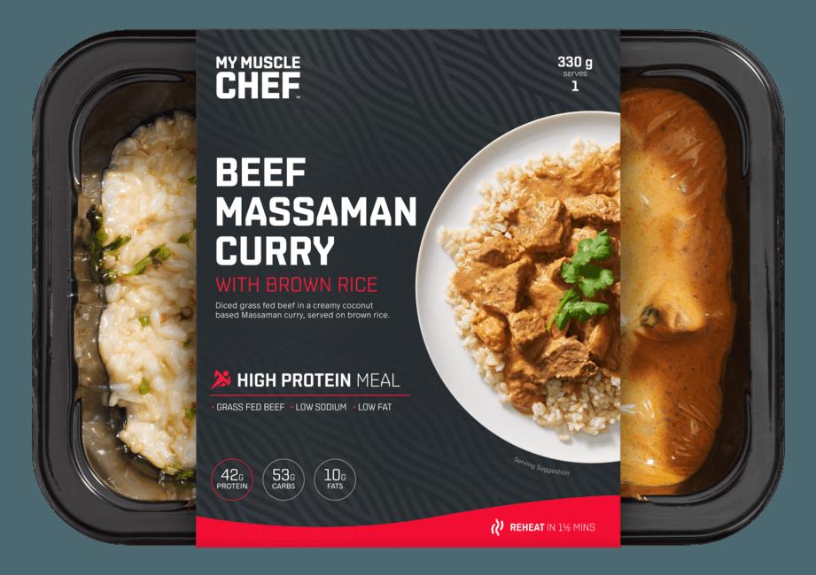 Beef Massaman