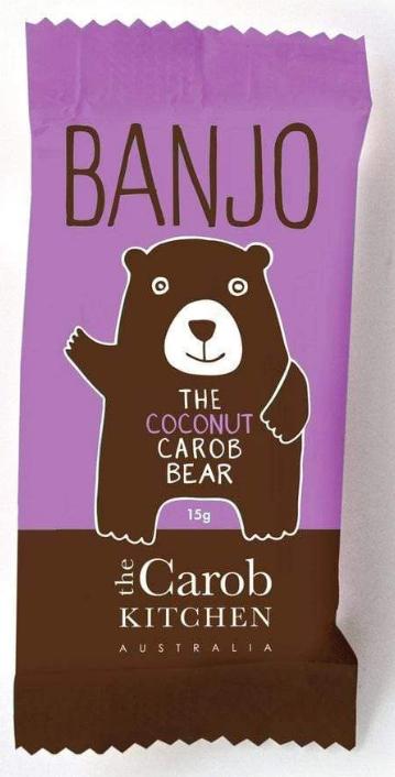 Coconut Bear - Carob Kitchen