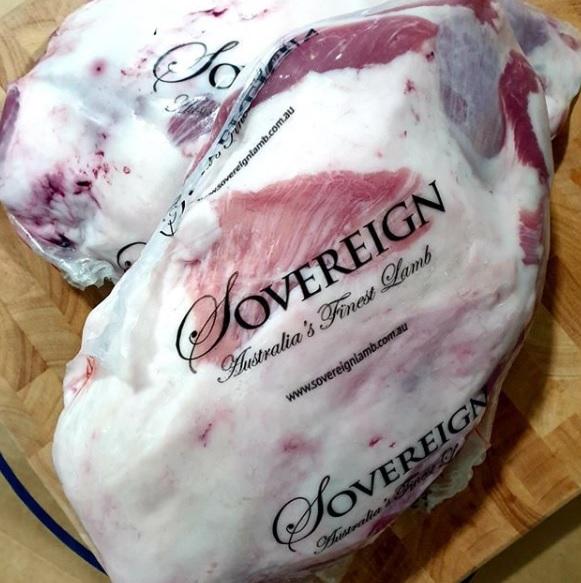 Lamb Oyster Cut Shoulder (approx 1.3kg)
