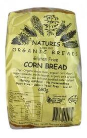 Corn Loaf Gluten Free - Naturis