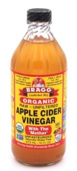Apple Cider Vinegar (473ml) - Braggs's