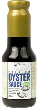 Oyster Sauce (300ml) - Chefs Choice