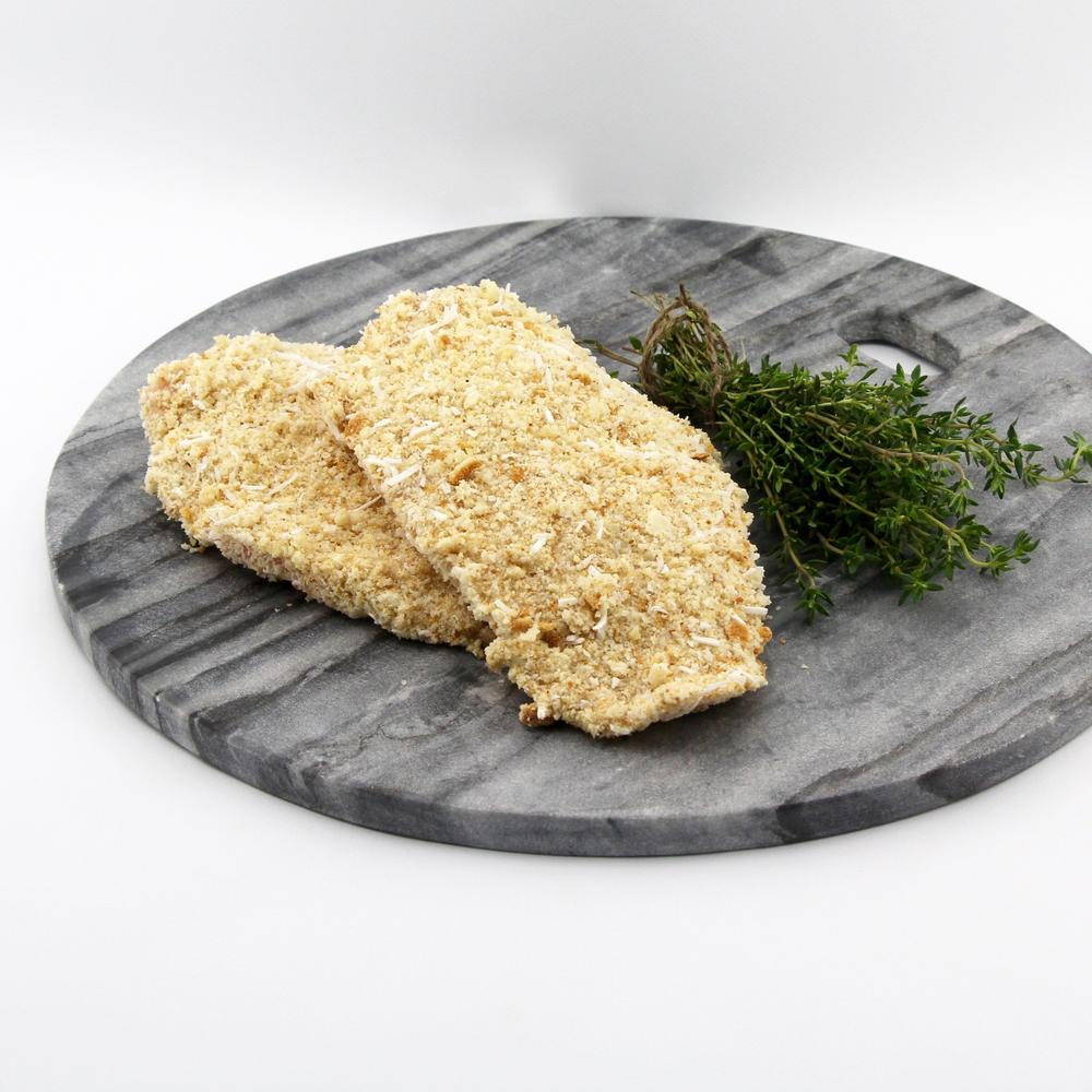 Free Range Chicken Schnitz Gluten Free - Coconut