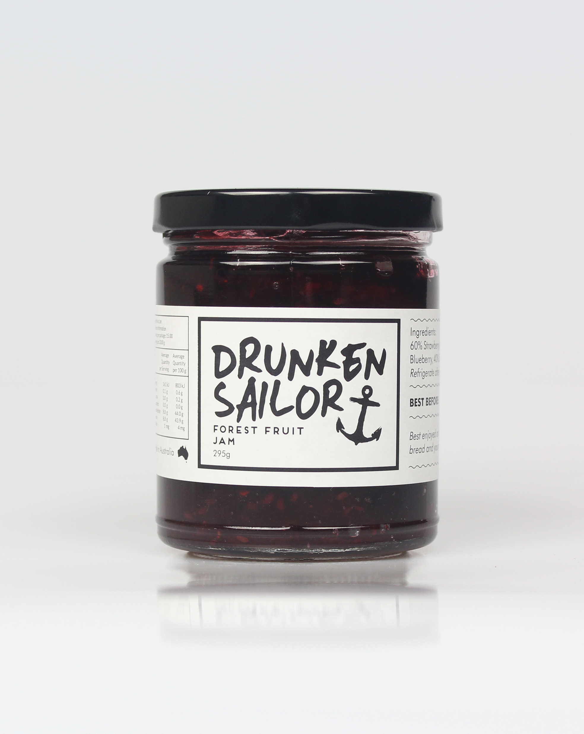 Drunken Sailor Forest Fruits Jam