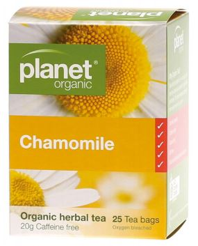 Chamomile (25 Bags/20g) - Planet Organic
