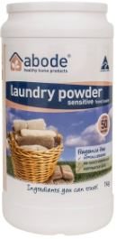 Laundry Powder (1kg) - Abode Healthy Home