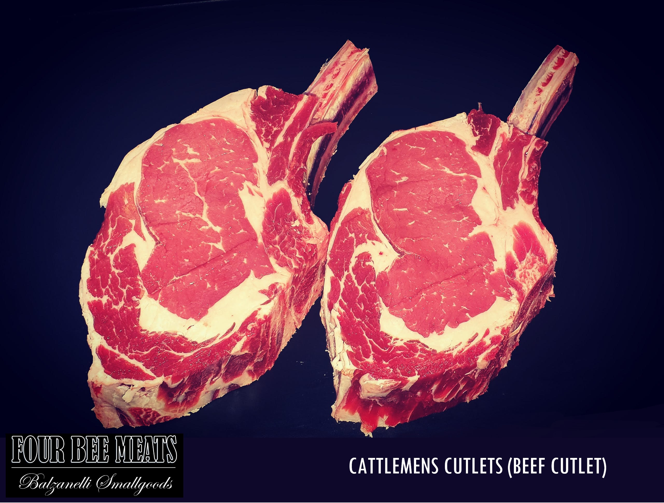 Beef - Cattlemans Cutlets