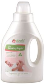 Baby Laundry Liquid (1L) - Abode Healthy Home