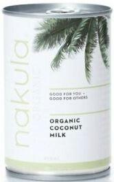 Coconut Milk 400ml - Nakula