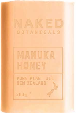 Body Soap Bar Manuka Honey - Naked Botanicals