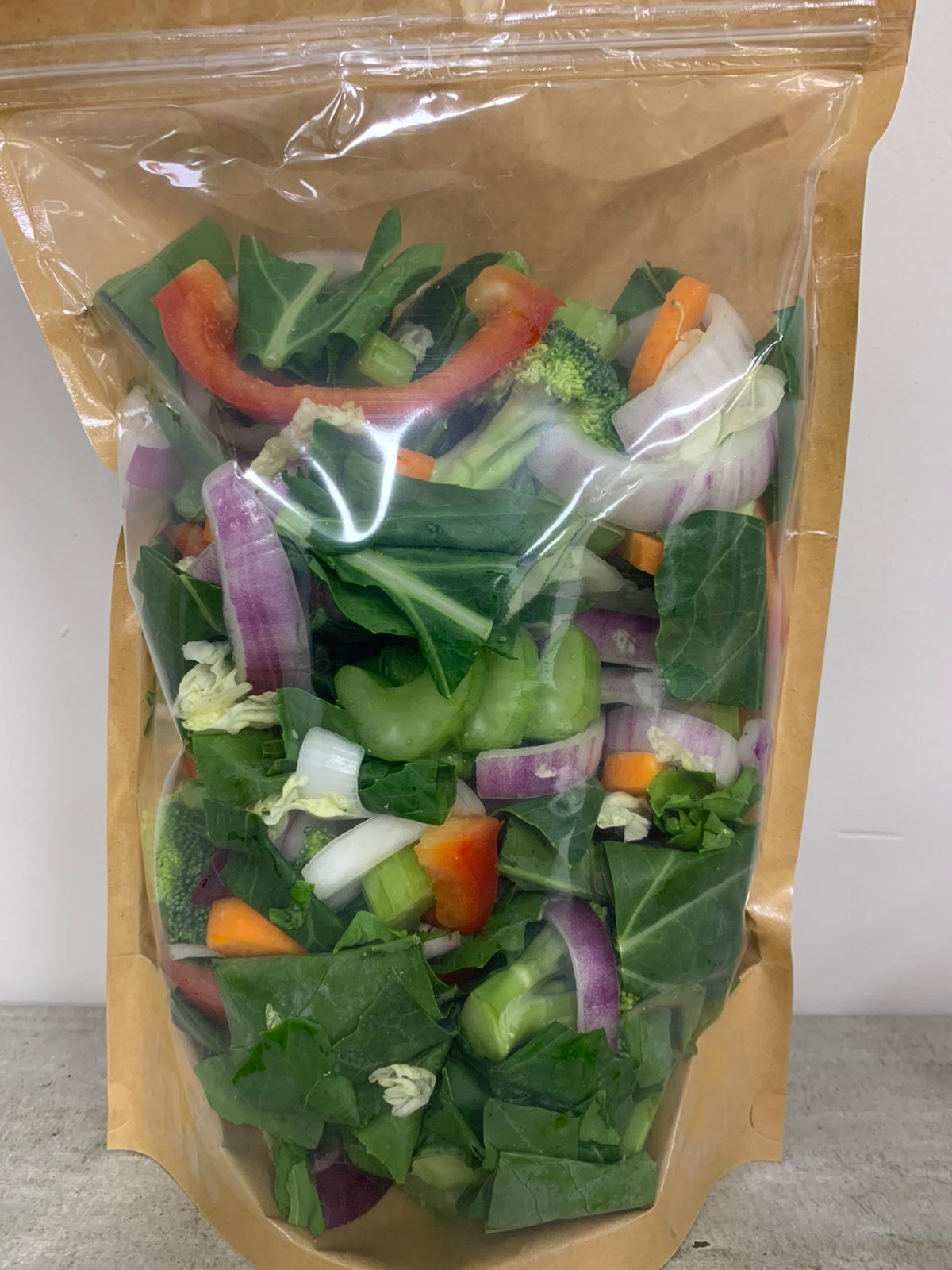 Asian Stir Fry Mix 600gm Bag (Serves 2-4)