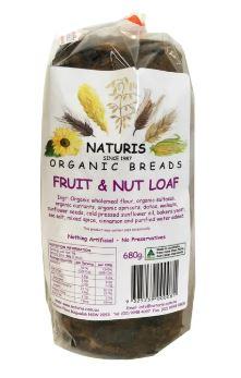 Fruit Loaf - Naturis