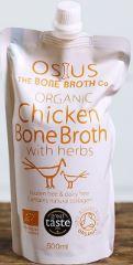 Chicken (500ml) - Organic Bone Broth