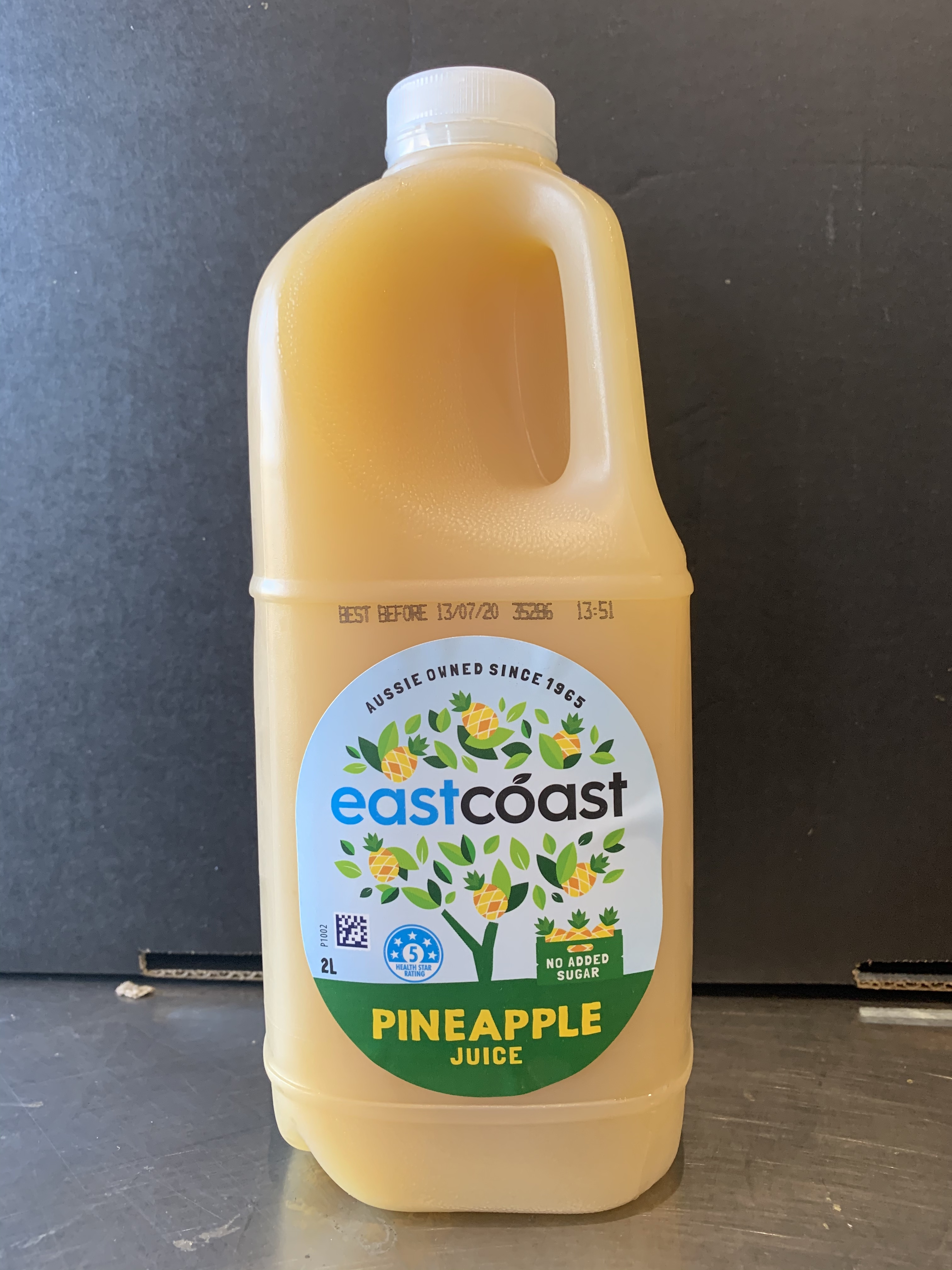 Juice Pineapple 2ltr