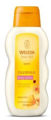 Baby Calendula Body Lotion (200ml) - Weleda