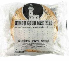GF Curied Lentil (220g) - Bryon Bay Pies
