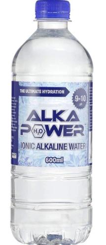 Alkaline Water 600ml - Alka Power