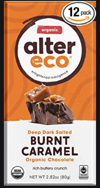Burnt Caramel - Alter Eco