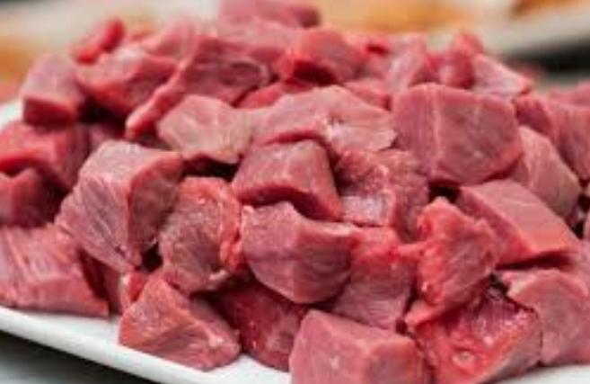 Diced Beef 1kg