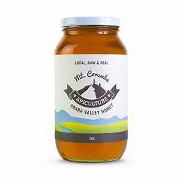 Honey 1kg Local Raw & Real Orara Valley
