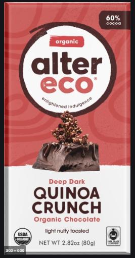 Quinoa Crunch - Alter Eco