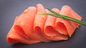 Sliced Smoked Salmon 1 Kg