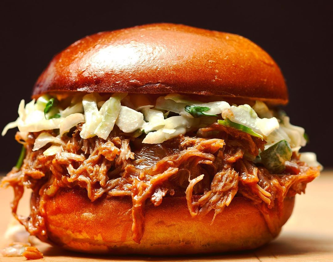 Pull Pork With sauce 2.27kg