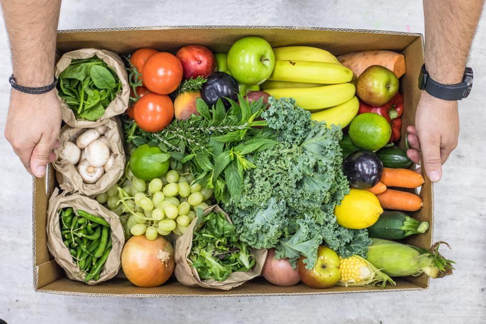 Fruit & Veg Box - $49