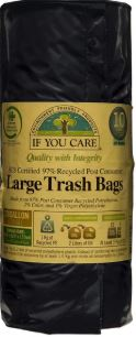 Large Trash Bags (113.6L) - If you Care