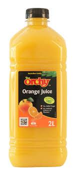 Orchy Orange Juice 3.0