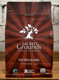 Espresso (250g) - Sacred Grounds