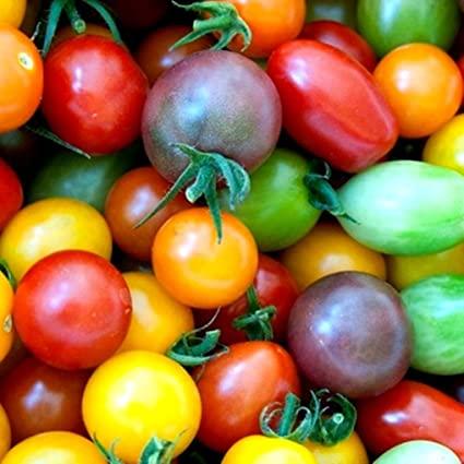 Tomato Cherry Heirloom punnet
