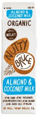 Almond and Coconut (1L) - Nutty Bruce