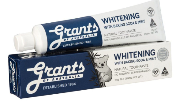 Toothpaste Whitening (110g) - Grants