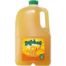 Orange Nectar  3litre