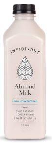 Almond Milk (1L) - Inside Out